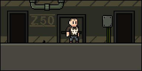 Enter the bunker